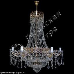 Люстра Корона Свечи Плюс Пластина