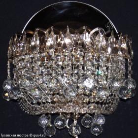 Бра Катерина 2 лампы Шар 30
