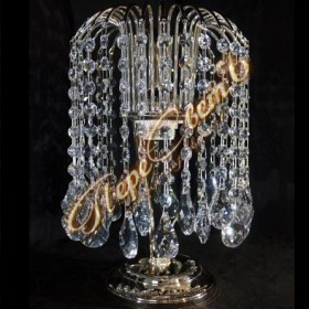 Настольная лампа Каскад Кулон 50