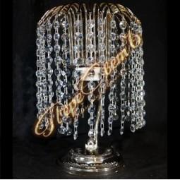 Настольная лампа Каскад Оптикон