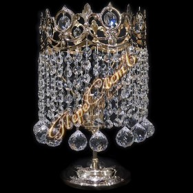 Настольная лампа Италия Роза