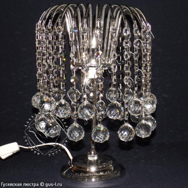 Настольная лампа Каскад Шар 30 премиум