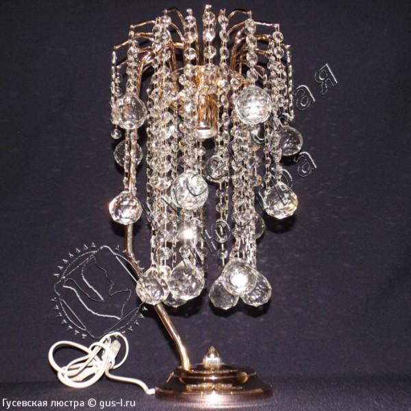 Настольная лампа Зима №2 Шар 40