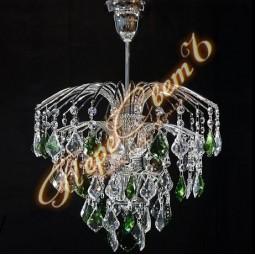 Люстра Брызги шампанского Дубик цветной