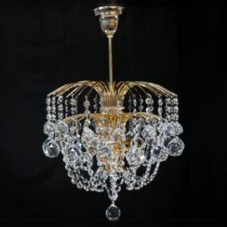 Люстра Брызги шампанского Оптикон Шар 30, 40