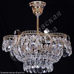 Люстра Ромашка 1 лампа с подвесом