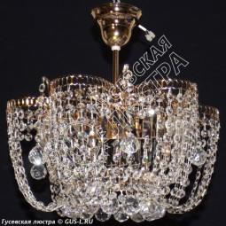 Люстра Ромашка Лепестки подвес 1 лампа