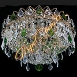 Люстра Кольцо Евгения Дубик (Журавлик) цветное