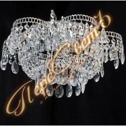 Люстра Ромашка Журавлик 1 лампа